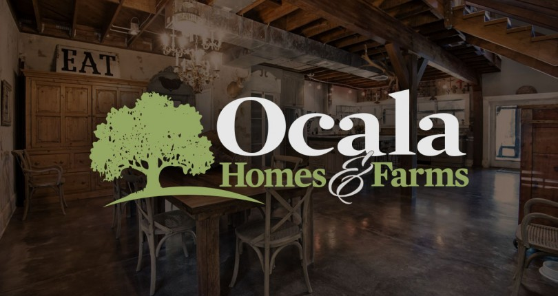 Welcome to Ocala Homes & Farms Realty's new website!