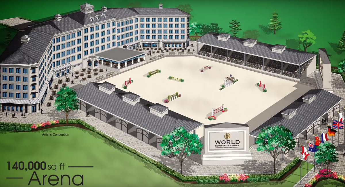 World Equestrian Center Ocala